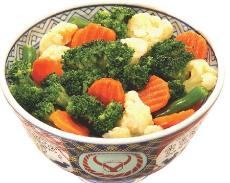 日式野菜飯