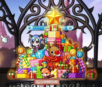 クリスマス椅子