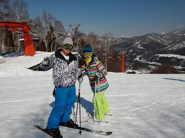 天気 かたし 場 高原 な スキー