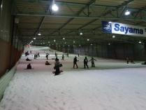 狭山スキー場(2)