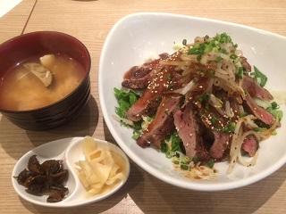 肉屋の台所1