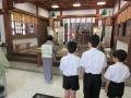2015氷上姉子神社お田植祭献茶9