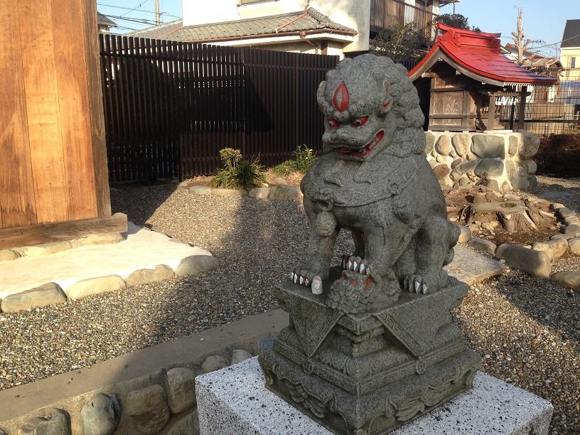 神明神社 (2)1