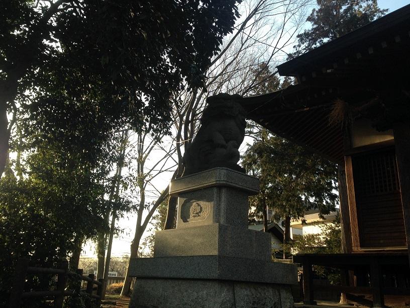 諏訪神社 昭島市 (8)1