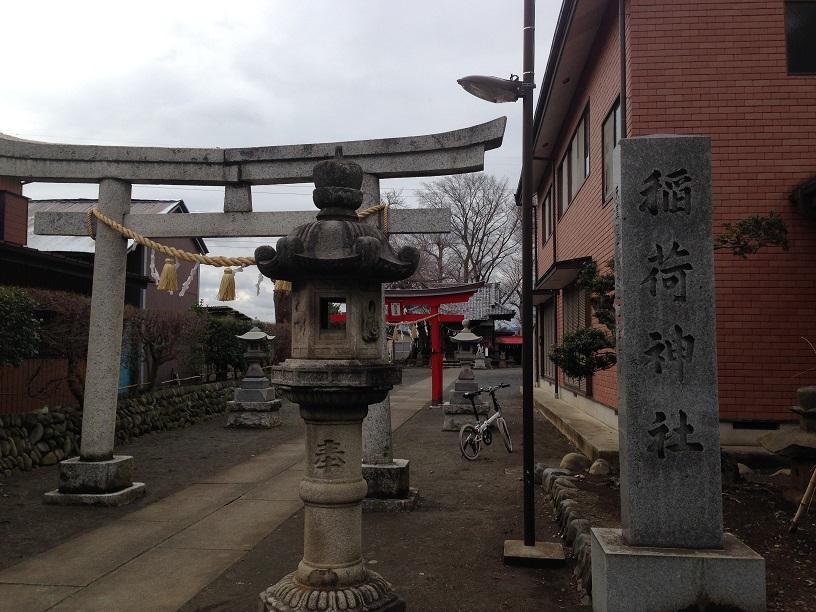 稲荷神社 昭島市 (1)1