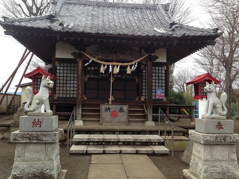 稲荷神社 昭島市 (5)1