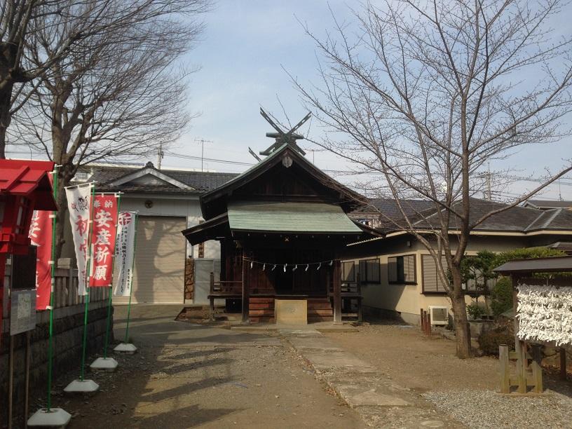 多賀神社 八王子 (3)1