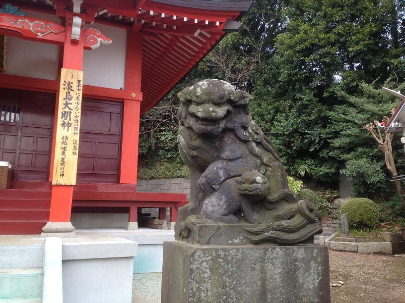 淡島神社 (4)1