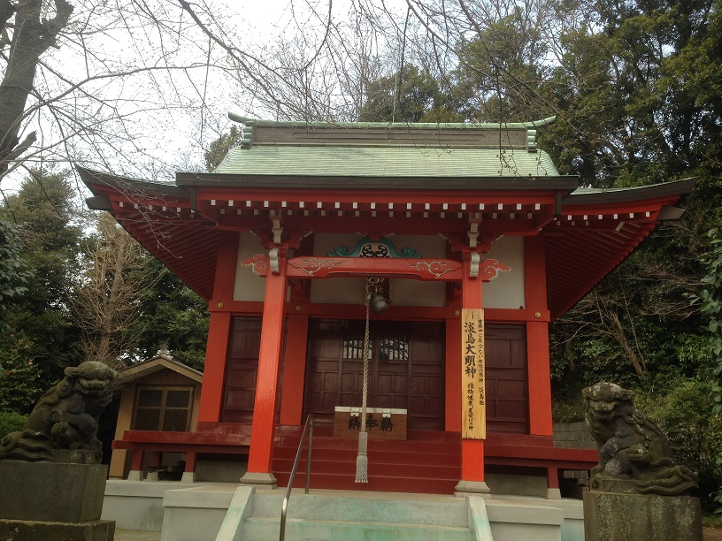 淡島神社 (5)1