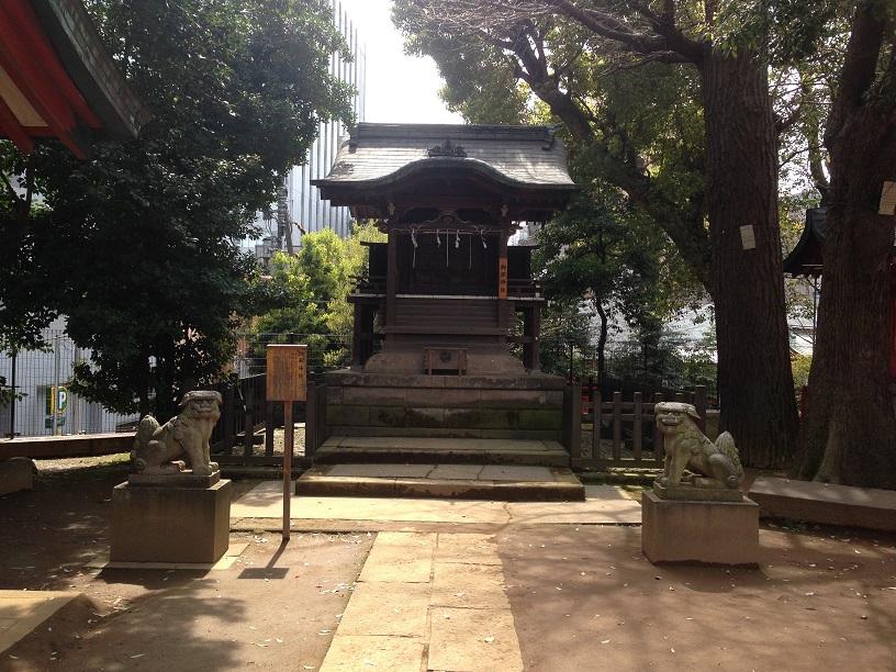 金王八幡宮 (5)1