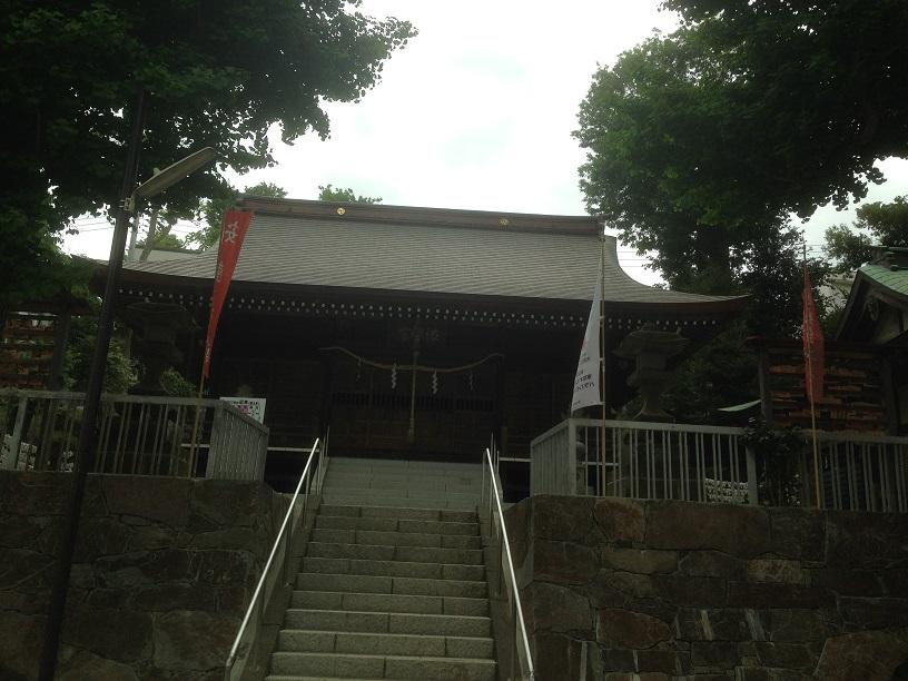 諏訪神社 町田市相原 (7)-1