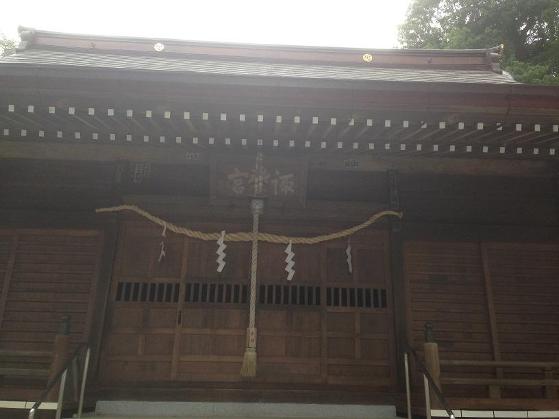 諏訪神社 町田市相原 (5)-1