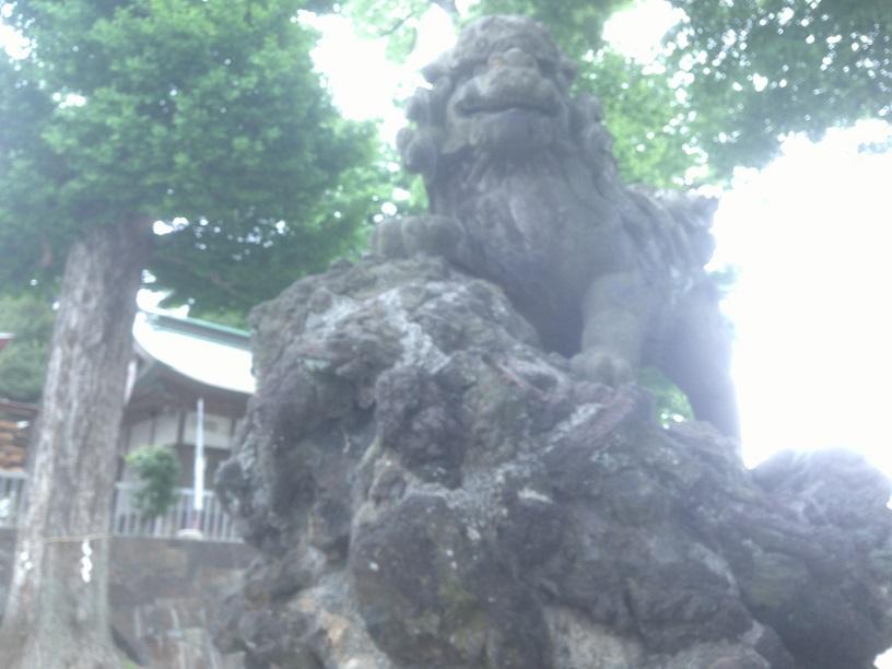 諏訪神社 町田市相原 (9)-1
