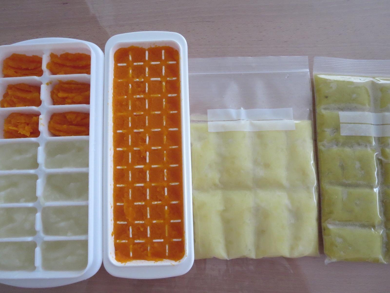 離乳食冷凍1