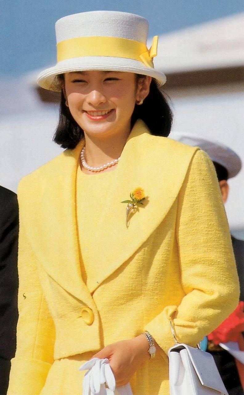 皇族ファッションの紀子さま