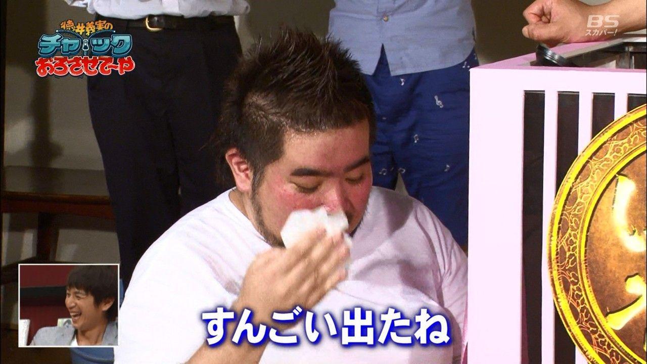 「ほこ×たて」で対決しAV男優の沢井亮に勝利したタクヤさん