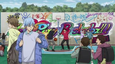黒子のバスケ 3期ED