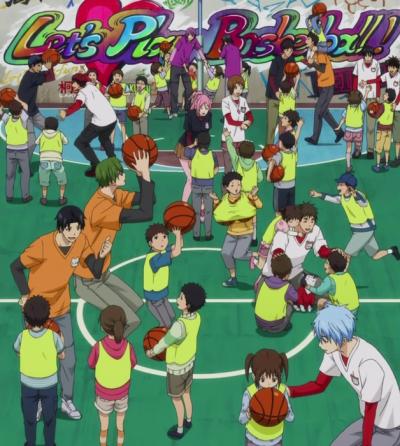 黒子のバスケ 第58話