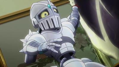 ジョジョの奇妙な冒険 スターダストクルセイダース 第33話