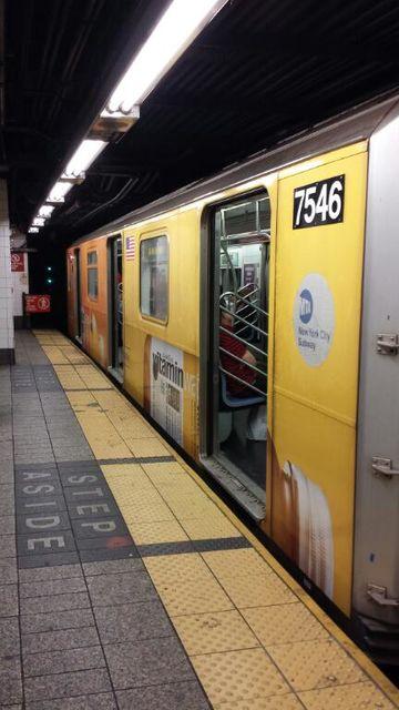 NY地下鉄雑感~車両編 - 鉄道と...