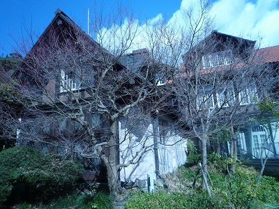 s-京都見学会P1050209、大山崎美術館