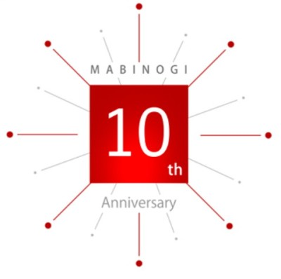 マビノギ10周年!