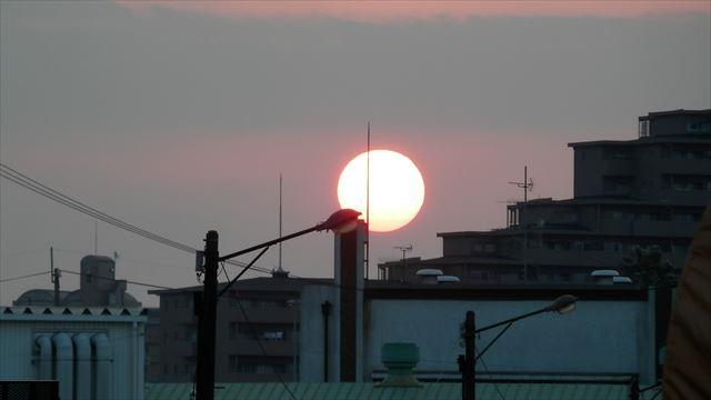 日の出 ^^