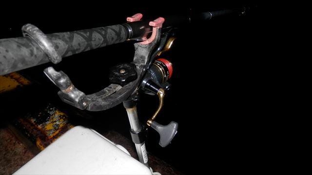 5:30 釣り開始 ♪