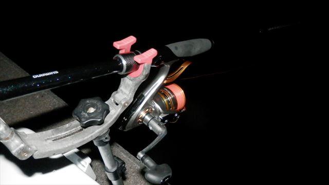 4:45 釣り開始 ♪