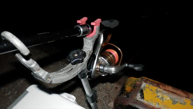 4:40 釣り開始