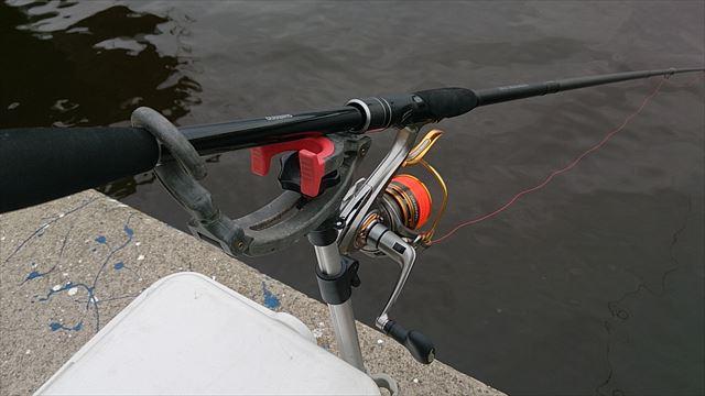 13:15 釣り開始 ♪