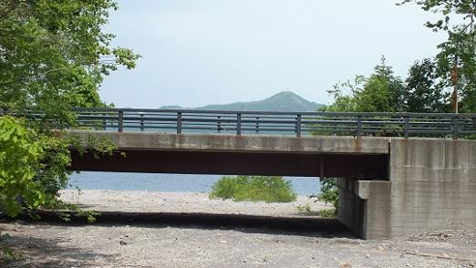 支笏湖一沢 (1)