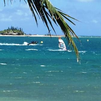 1ウィンドサーフィン