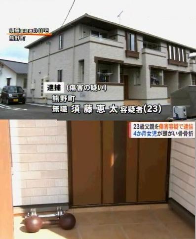 熊野町 虐待
