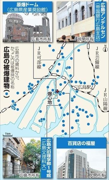 広島市被爆建物