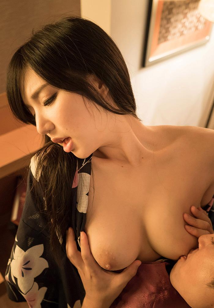 藤嶋唯 セックス画像 9