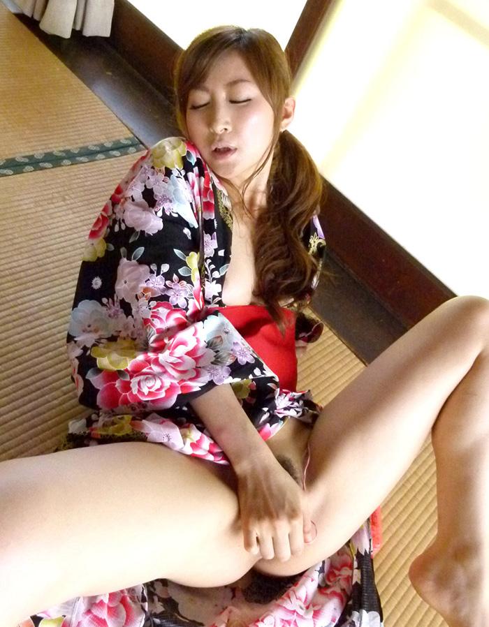 着物 浴衣 セックス エロ画像 67