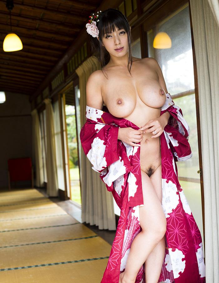 着物 浴衣 セックス エロ画像 76