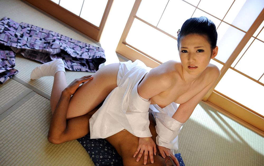 着物 浴衣 セックス エロ画像 92