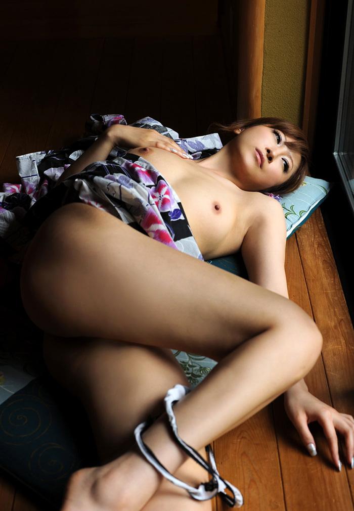 着物 浴衣 セックス エロ画像 97