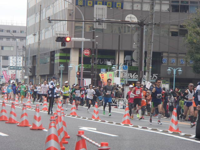 横浜マラソン (1)