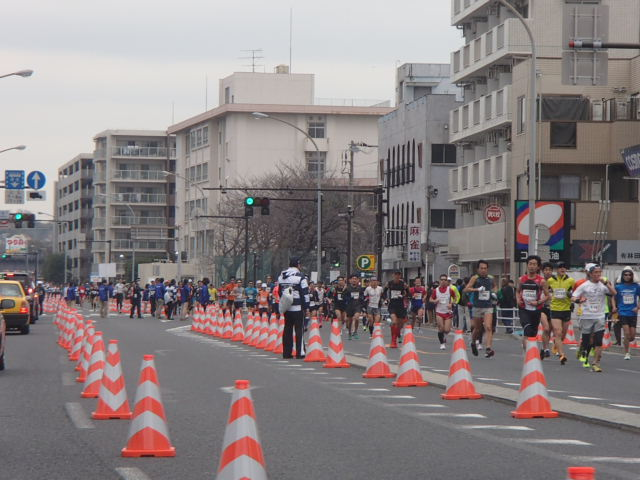 横浜マラソン (2)
