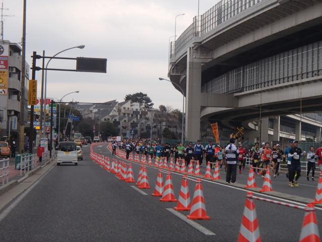 横浜マラソン (3)