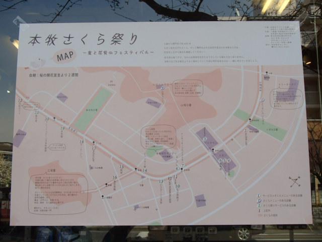 さくら祭りポスター (1)