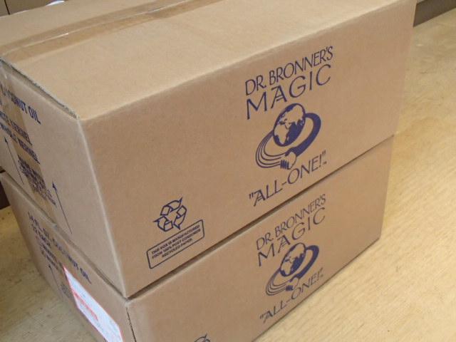 ドクターブローナココナッツオイル再々入荷 (1)