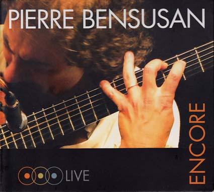 Pierre Bensusan B