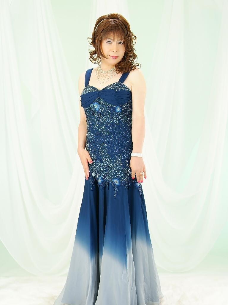 091207濃紺ドレス(2)