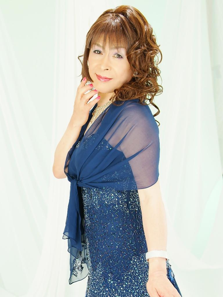 091207濃紺ドレス(3)