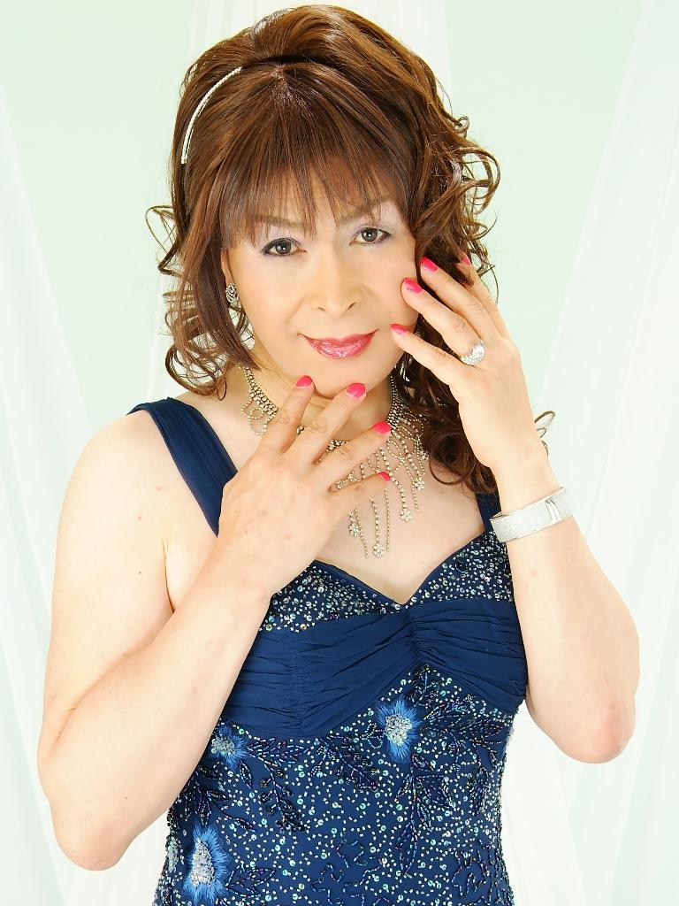 091207濃紺ドレス(5)