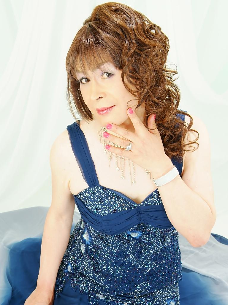 091207濃紺ドレス(6)